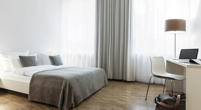H'Otello / F'22 München - Munich - Bedroom