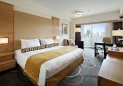 Grand Prince Hotel New Takanawa - Tokyo - Bedroom