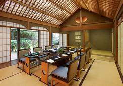 Grand Prince Hotel New Takanawa - Tokyo - Restaurant