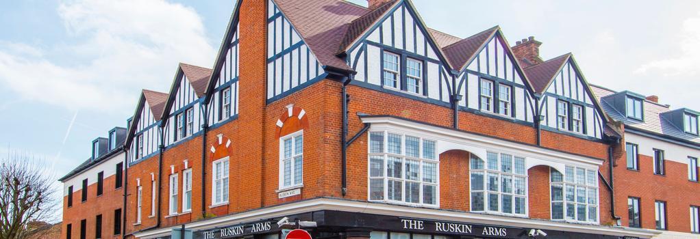 Ruskin Hotel - London - Building