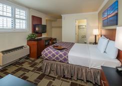Bay Bridge Inn - San Francisco - Bedroom