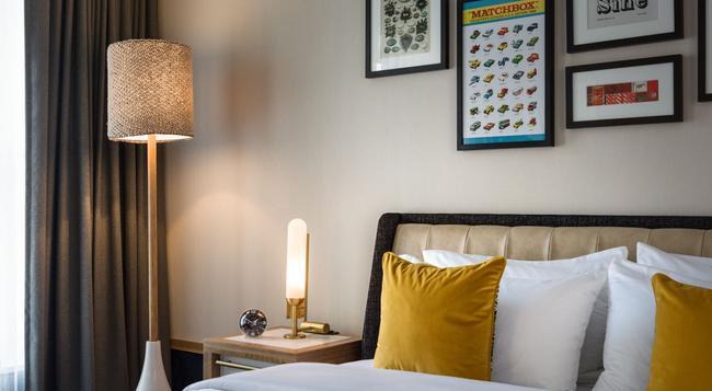 Kimpton Schofield Hotel - Cleveland - Bedroom