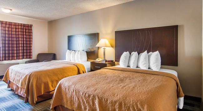 Quality Inn Tigard - Portland Southwest - Tigard - Bedroom