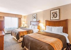 Comfort Inn & Suites - Vancouver - Bedroom