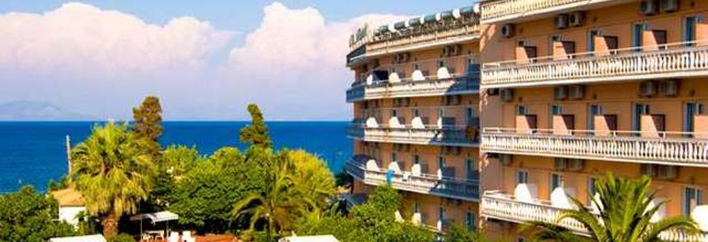 Potamaki Beach Hotel - Corfu - Building