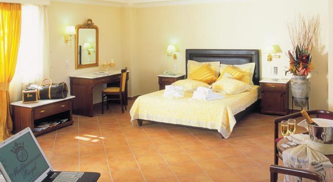 Mediterranean White - Kamari (Santorini) - Bedroom