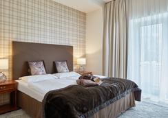 Das Alpenhaus Gasteinertal - Bad Hofgastein - Bedroom