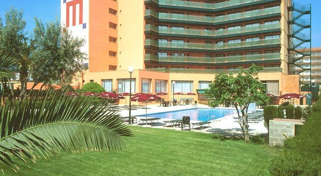 Fenals Garden - Lloret de Mar - Building