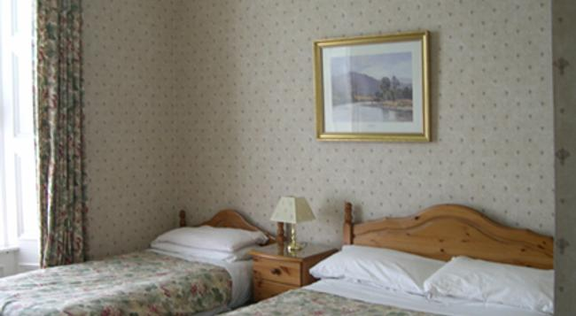 Arrandale Guest House - Edinburgh - Bedroom