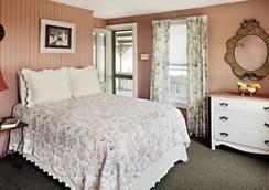 The Nashua House Hotel - Oak Bluffs - Bedroom