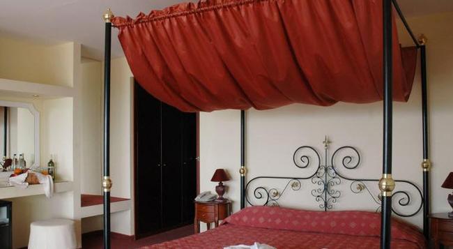 Hotel Kriopigi - Kriopigi - Bedroom