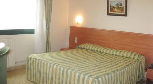 Hôtel Hammamet Alger - Algiers - Bedroom