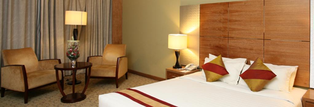 Rose View Hotel - Sylhet - Bedroom