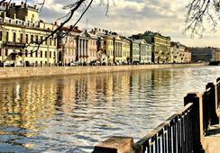 Bed2Bed Na Bolshoy Morskoy Mini-Hotel - Saint Petersburg - Location