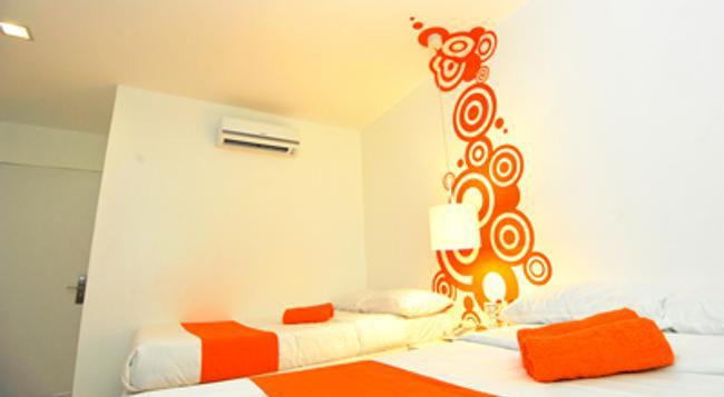 Islands Stay Hotels - Uptown - Cebu City - Bedroom