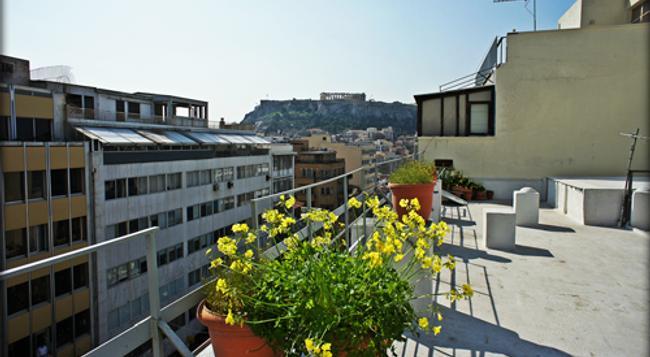 Fivos Hotel - Hostel - Athens - Building
