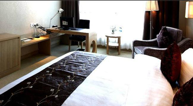 Suzhou Canal Garden Hotel - Suzhou - Bedroom