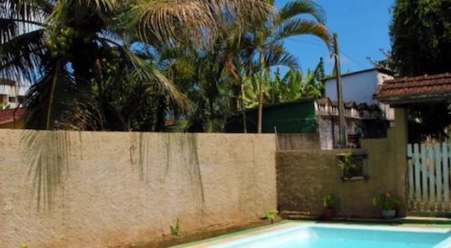Ecotrip Hostel - Ubatuba - Pool