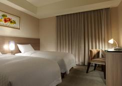 Citysuites-Taichung Wuquan - Taichung - Bedroom