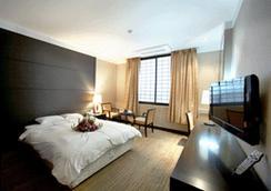 Commodore Hotel Pohang - Pohang - Bedroom
