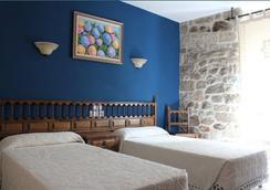 Casa Rural Outeiro - Sanxenxo - Bedroom