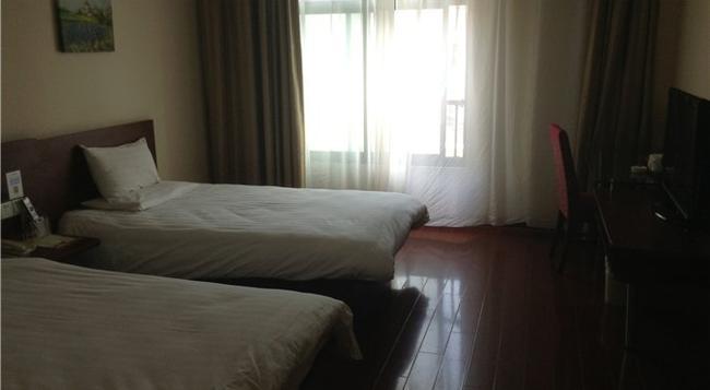 Hanting Express - Nantong - Bedroom