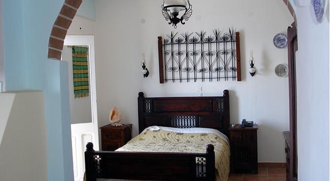 Akti Rooms - Astypalaia - Bedroom