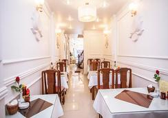 Wild Lotus Hotel - Hang Be - Hanoi - Restaurant
