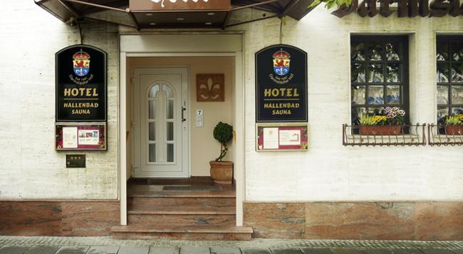 Hotel am Schloss Darmstaedter Hof - Bad Homburg - Building