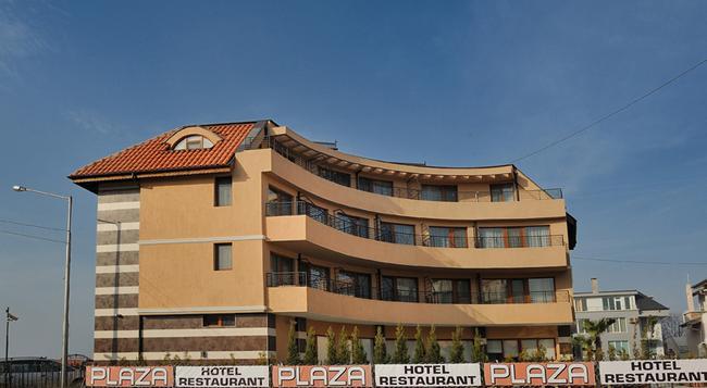Hotel Plaza - Ravda - Building