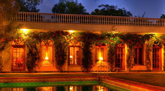 Hotel Megh Niwas - Jaipur - Building