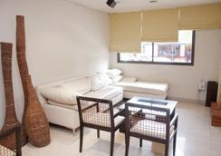 Hotel Covadonga - Resistencia - Living room