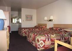 The Virginian Motel - Moab - Bedroom