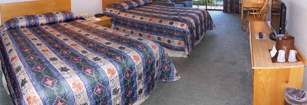 Atlantic Eyrie Lodge - Bar Harbor - Bedroom