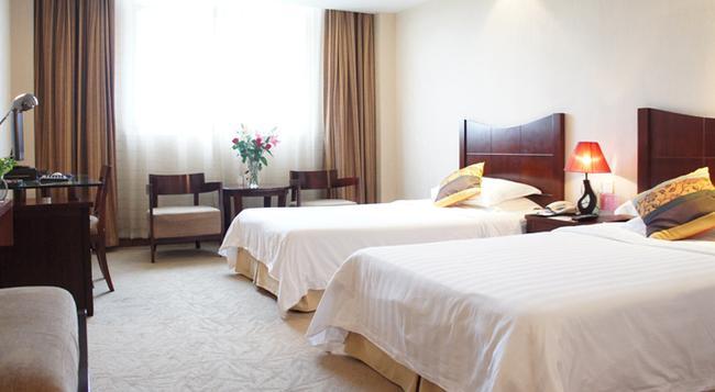 Nanya Hotel - Suzhou - Suzhou - Bedroom