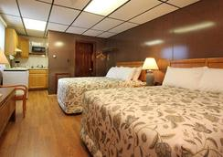Normandie Motor Inn - Old Orchard Beach - Bedroom