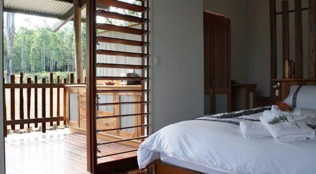 Sweetwater Lodge - Julatten - Bedroom