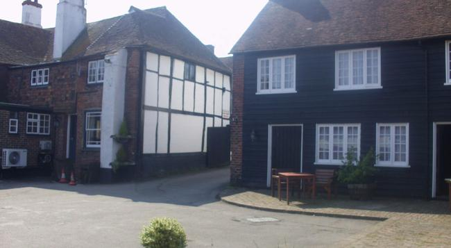 The Rose & Crown - Canterbury - Building