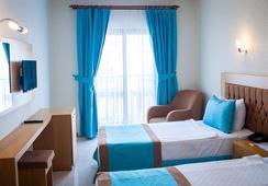 Sipark Boutique Hotel - Gumbet - Bedroom