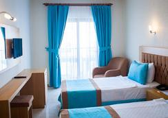 Sipark Boutique Hotel - Gumbet - Bedroom