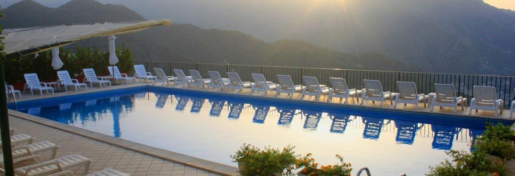 Hotel Graal - Ravello - Pool