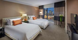 Crown Towers Melbourne - Melbourne - Bedroom