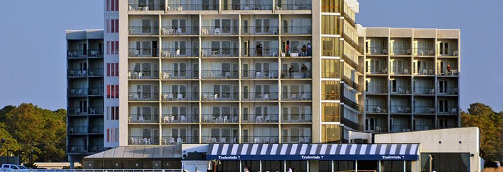 Virginia Beach Resort Hotel and Conference Center - Virginia Beach - Building