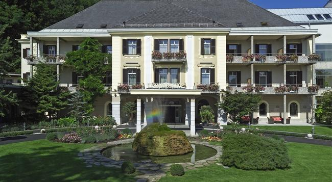 Hotel Warmbaderhof - Villach - Building