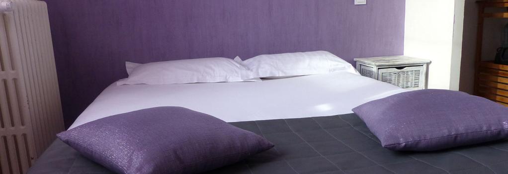 Hotel La Belle Etoile - Saint-Nazaire (Loire-Atlantique) - Bedroom