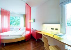 Hotel Du Parc - Baden - Bedroom