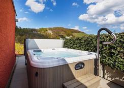 Hotel Du Parc - Baden - Pool