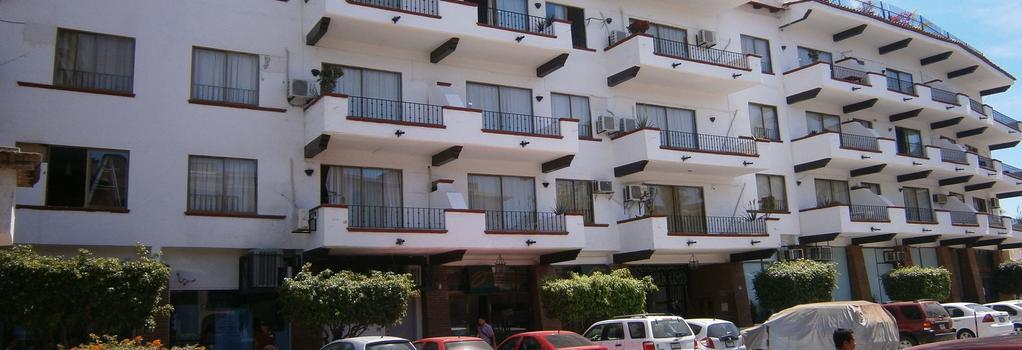Hotel Suites Mar Elena - Puerto Vallarta - Outdoor view