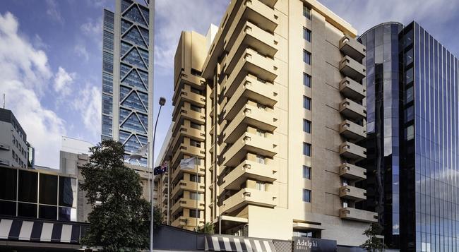 Parmelia Hilton Perth - Perth - Building