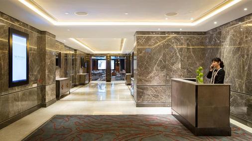 The Peninsula Hong Kong - Hong Kong - Lobby